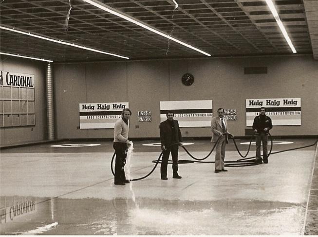 opening tivoli rink