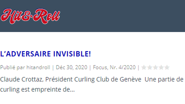 article hit & roll nr. 4/2020