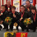 juniors champions suisse lna 2011