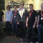 juniors champions suisse lnb 2012