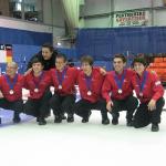 juniors vice-champions du monde 2011